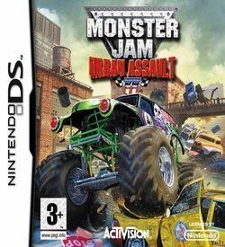 3509 - Monster Jam - Urban Assault (EU) ROM