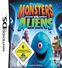 3780 - Monsters Vs Aliens (DE) ROM