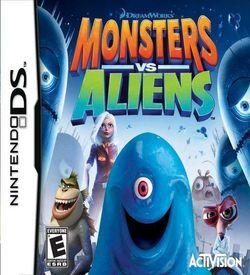 3763 - Monsters Vs Aliens (US)(1 Up) ROM