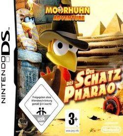 3373 - Moorhuhn Adventure - The Pharaohs Treasure (EU) ROM