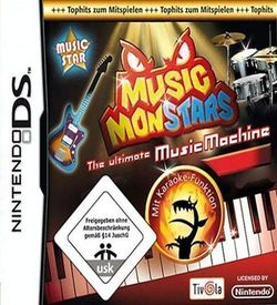 3086 - Music Monstars ROM