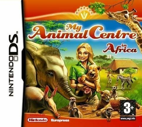3890 - My Animal Centre In Africa (EU)