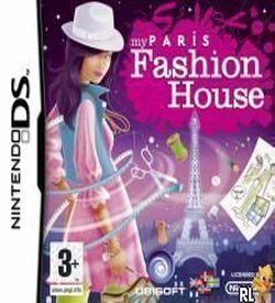 3668 - My Paris Fashion House (EU) ROM
