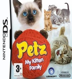 3254 - My Pet Kitten ROM