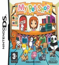 3861 - My Pet Shop (US)(1 Up) ROM