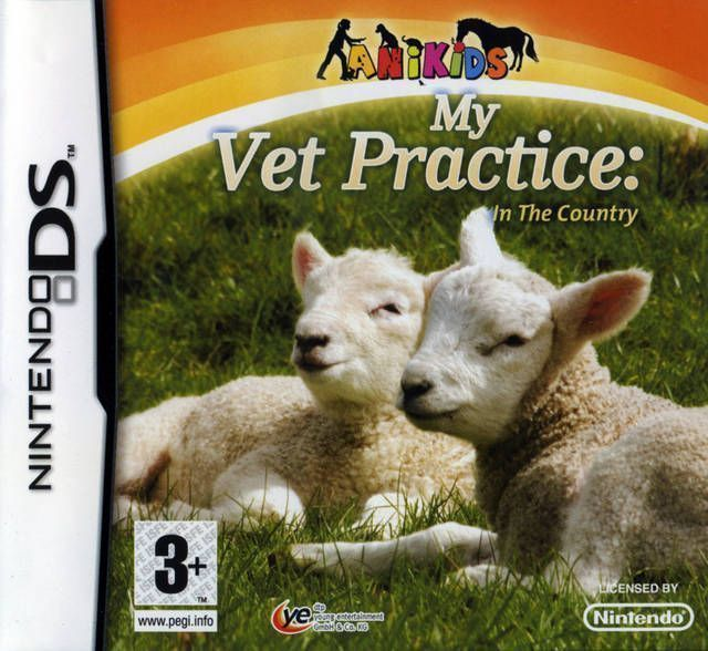 2968 - My Vet Practice - In The Country