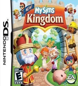 3568 - MySims Kingdom (KS)(NEREiD) ROM