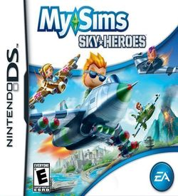 5509 - MySims - SkyHeroes ROM