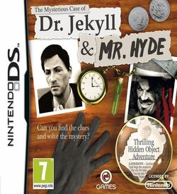 5261 - Mysterious Case Of Dr. Jekyll And Mr. Hyde, The ROM