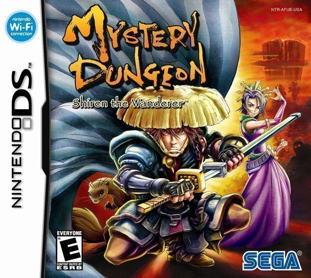 2082 - Mysterious Dungeon - Shiren The Wanderer