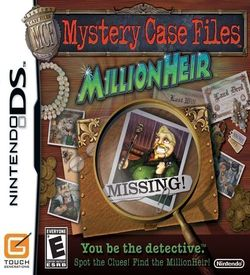 5849 - Mystery Case Files - MillionHeir (v01) ROM
