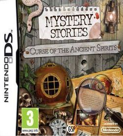 6164 - Mystery Stories - Curse Of The Ancient Spirits ROM