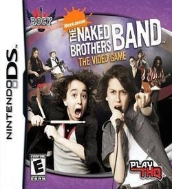6062 - Naked Brothers Band - The Video Game, The ROM