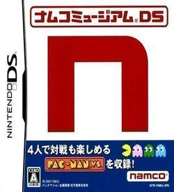 1511 - Namco Museum DS (Chikan) ROM