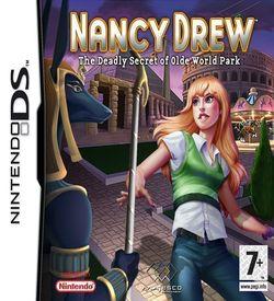 2128 - Nancy Drew - The Deadly Secret Of Olde World Park ROM