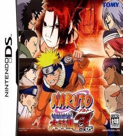 0058 - Naruto - Saikyou Ninja Daikesshu 3 ROM