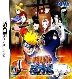 0756 - Naruto - Shinobi Retsuden ROM