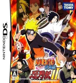 2258 - Naruto Shippuden - Shinobi Retsuden 2 ROM