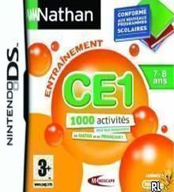 4049 - Nathan Entrainement CE1 - 1000 Activites (FR)(BAHAMUT) ROM