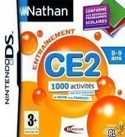4050 - Nathan Entrainement CE2 - 1000 Activites (FR)(BAHAMUT) ROM