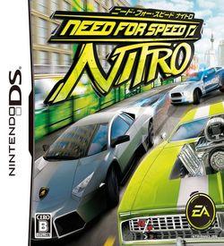 4600 - Need For Speed - Nitro (JP)(BAHAMUT) ROM