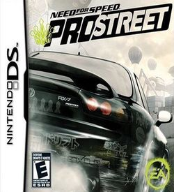 1708 - Need For Speed ProStreet ROM