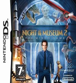 3811 - Night At The Museum 2 - The Video Game (EU) ROM