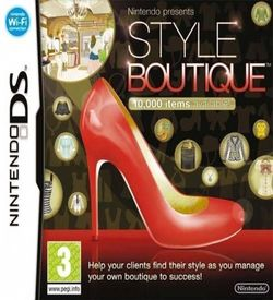 4336 - Nintendo Presents - Style Boutique (v01) (EU) ROM