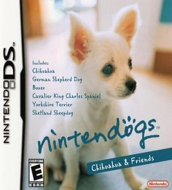 0089 - Nintendogs - Chihuahua & Friends ROM