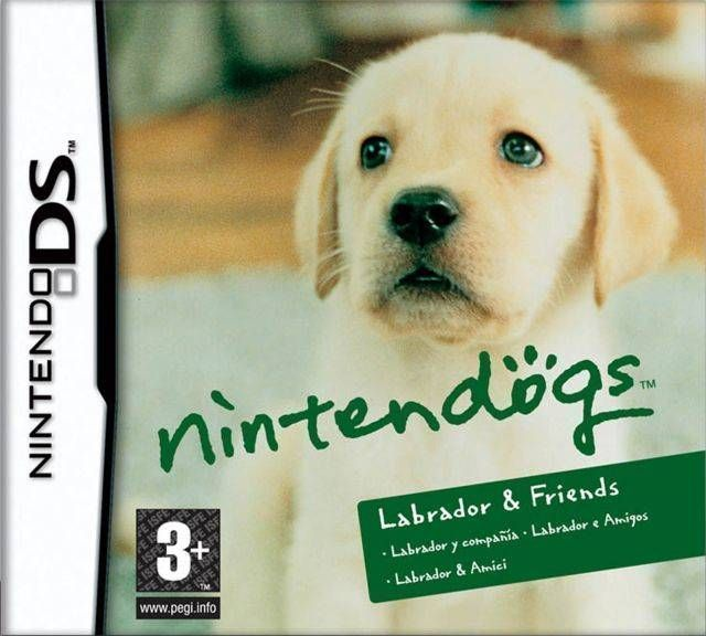 0102 - Nintendogs - Labrador & Friends