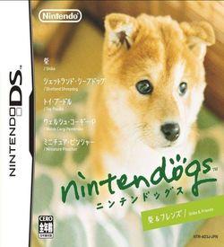 5349 - Nintendogs - Shiba & Friends (v01) ROM
