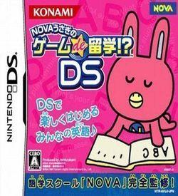 0869 - Nova Usagi No Game De Ryuugaku! DS (2CH) ROM
