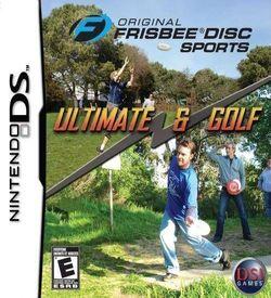 1730 - Original Frisbee Disc Sports - Ultimate & Golf (sUppLeX) ROM
