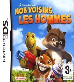 1065 - Over The Hedge ROM