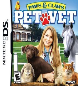 2366 - Paws & Claws - Pet Vet - Healing Hands (SQUiRE) ROM