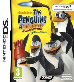 5338 - Penguins Of Madagascar, The ROM