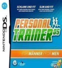 4022 - Personal Trainer DS For Men (EU) ROM