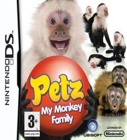 3418 - Petz - My Monkey Family (EU)(BAHAMUT) ROM