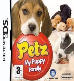 3063 - Petz - My Puppy Family ROM