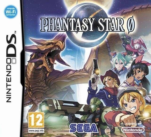 4708 - Phantasy Star 0