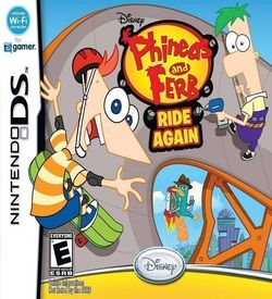 5557 - Phineas And Ferb - Ride Again ROM
