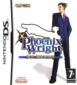 0705 - Phoenix Wright - Ace Attorney (Supremacy) ROM