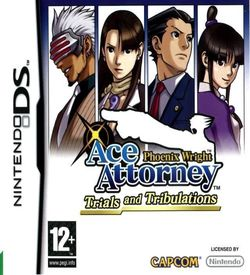 2735 - Phoenix Wright - Ace Attorney - Trials And Tribulations ROM