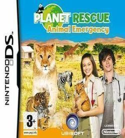 3064 - Planet Rescue - Animal Emergency ROM