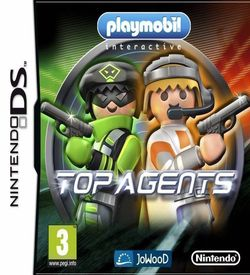 5416 - Playmobil - Top Agents ROM