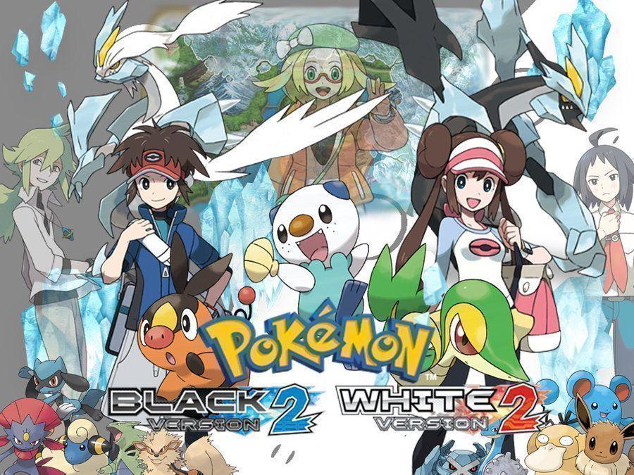 Pokemon Black White 2[friends] ROM