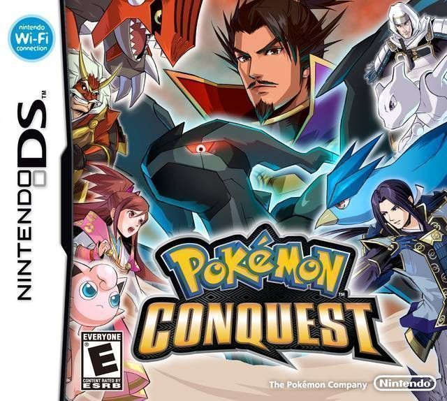 6094 - Pokemon Conquest