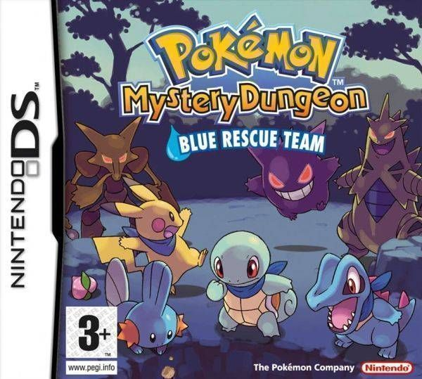 0668 - Pokemon Mystery Dungeon - Blue Rescue Team (Supremacy)