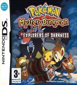 2412 - Pokemon Mystery Dungeon - Explorers Of Darkness ROM