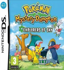 4468 - Pokemon Mystery Dungeon - Explorers Of Sky (EU)(BAHAMUT) ROM